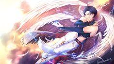 Demon Baby, Obey Art, Shall We Dance, Handsome Anime Guys, Cute Anime Boy, Mystic Messenger, Manga, Anime Art, Fan Art
