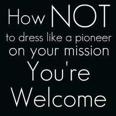 My blog post of which websites to buy mission clothes from. I only mention Danskos once... because they're awful and no one should wear them.     Seriously, this is useful.     Pin it.