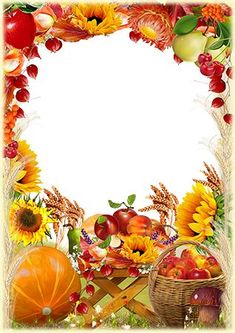 Thanksgiving Wallpaper, Thanksgiving Art, Borders For Paper, Borders And Frames, Fall Wallpaper, Flower Wallpaper, Book And Frame, Fall Background, Pen Pal Letters