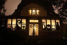 Halloween Windows