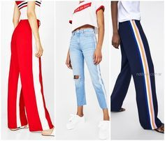 Ropa de moda primavera verano 2019 – Tendencias | Noticias de Moda Argentina Summer Day Outfits, New Outfits, Casual Outfits, Fashion Now, Fashion 2018, Spring Fashion, Urban Chic, Sporty Style, Casual Looks