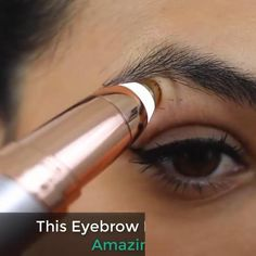 Mircoblading Eyebrows, How To Trim Eyebrows, Perfect Eyebrows, Hair Removal, Unwanted Hair, Body Treatments, Stylish Hair, Skin Makeup, Face And Body