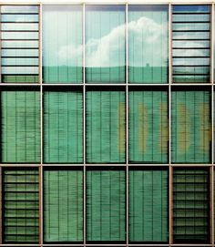 BLIND GRID | AREMAC ON FLICKR — Patternity