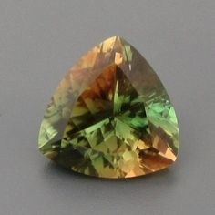 CERT 6.52ct BI-COLOR GREEN OREGON SUNSTONE ~ RARE COLOR sunstone gemstone, gemstones
