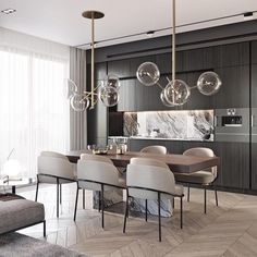 Browny Flat, St Petersburg by @tolkointeriors