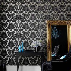 Papier peint baroque: 24 inspirations pour une déco murale réussie!