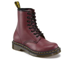 WOMEN'S 1460 Cherry Red (Size 7 UK = 41 EUR)