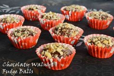 Chocolaty Walnut Fudge Balls – A Brazilian Gourmet Food