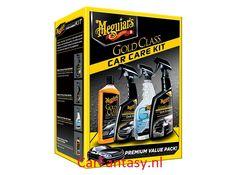 De Gold Class Car Care Kit bevat: