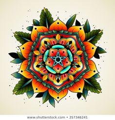 Super Tattoo Old School Black Inspiration Ideas Hand Tattoos, Body Art Tattoos, Sleeve Tattoos, Tattoo Old School, Trendy Tattoos, Small Tattoos, Tattoos For Guys, Flower Tattoo Arm, Flower Tattoo Designs