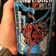 Alaska: Anchorage Brewing Company Rondy Brew White IPA | 50 Beers With Local Pride