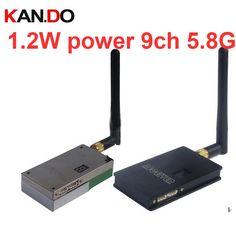 Оптовые цены 8314.87 руб  Цифровой дисплей 0.6 Вт питания 9CH 5.8 Г Беспроводной трансивер, 5.8 Г аудио-видео передатчик 5.8 Г FPV-системы передатчик беспилотный передачи  #Цифровой #дисплей #Вт #питания #Беспроводной #трансивер #аудиовидео #передатчик #FPVсистемы #беспилотный #передачи  #discount