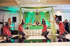 A Traditional + Modern Afghanistan Wedding in San Juan Capistrano