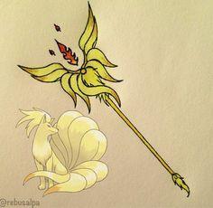 thepsychoemoreport:  slegin:  Pokemon weapons.  pokemonn