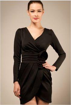 Black dress zalora account