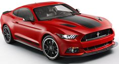 While not actually an option, Ford should seriously consider bringing back the Mach 1. 2015 Ford Mustang Mach 1.