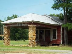 Old Store in Ware Shoals, SC Gazebo, Outdoor Structures, Storyboard, Store, Artist, Kiosk, Pavilion, Larger, Artists