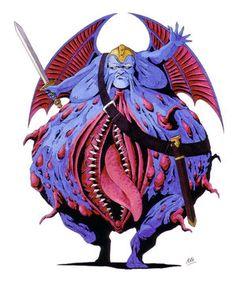 Arioch - Shin Megami Tensei