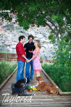 las vegas, nevada: red rock canyon, calico basin adventure wedding.