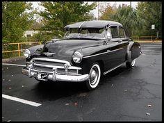 Chevrolet Deluxe Sedan 1950.