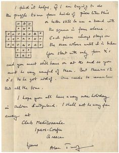 Enigma genius Alan Turing solved my childhood puzzle - a year later he was dead Ciphers And Codes, Enigma Machine, Information Theory, Bletchley Park, The Imitation Game, Alan Turing, Noam Chomsky, Maths Algebra, Isaac Asimov