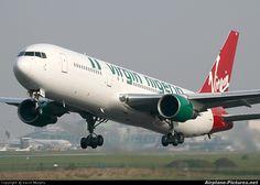 Virgin Nigeria Boeing 767-300ER YL-LCY