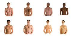 Some Body Types of Men (11 Photos)