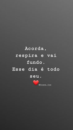 MOTIVAÇÃO | MOVA-SE INSPIRAÇÃO | FRASES | CITAÇÕES | TUMBLR | STATUS | SONHOS|  FOCO | FORÇA Badass Quotes, Love Quotes, Inspirational Quotes, More Than Words, Insta Story, Positive Thoughts, Instagram Story, Sentences, Texts