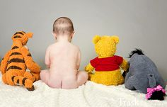 Disney Inspired Photo shoot with 6 month old | Charlotte Trask Photography