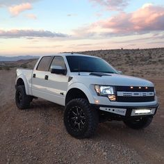 Kyle's Ford Raptor with the ADD Venom Front Bumper