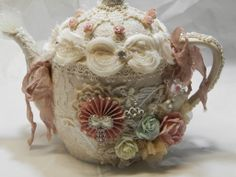 Tmika altered teapot