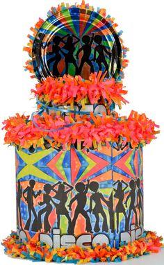 World of Pinatas - Disco Pinata, $27.99 (http://www.worldofpinatas.com/disco-pinata/)