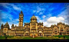 Incredible India - Google+ - The beautiful and magnificent Laxmi Vilas Palace of Baroda,…