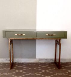 FullSizeRender Entryway Tables, Furniture, Color, Home Decor, Wood Tables, Hall, Drawers, Suitcase, Decoration Home
