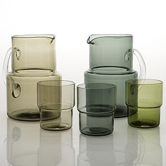 Glass Design, Design Art, Josef Frank, Philippe Starck, Lassi, Grey Glass, Glass Ceramic, Nordic Design, Bukowski