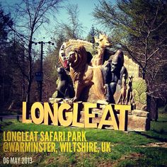 Longleat Safari & Adventure Park in Warminster, Wiltshire - Chris' favourite Days Out With Toddlers, Safari Adventure, Family Days Out, Legoland, Holiday Destinations, Day Trips, Road Trip, Places To Visit, Marquess