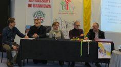 Konferencja prasowa w sprawie BIEGU PAMIĘCI 2015