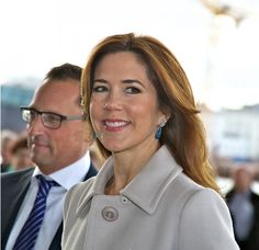 Queens & Princesses - Prince Frederik and Princess Mary attended the premiere of Tosca at the Copenhagen Opera House.