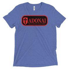 Short sleeve t-shirt - ADONAI