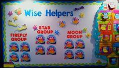Owl themed class jobs