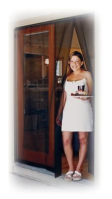 Screen Doors 180968: Bug Off Instant Screen Door - 64R X 80 - Wolf And Moon Product - Free Shipping -> BUY IT NOW ONLY: $74.95 on eBay!