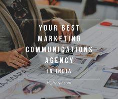 Best Marketing Communications Agency Marketing Communication Strategy, Marketing Communications, The Marketing, Brand Campaign, The Agency, Brand Story, Target Audience, Event Management, Leadership