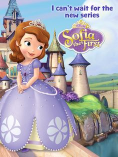 Are you ready for Sofia the First the new series on Disney Junior? It starts 1/11 at 9:30am/8:30c on Disney Junior on Disney Channel. #DisneyJunior #SofiaTheFirst