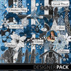 Take a look at #Connie Prince 's fun designs @mymemories.com #Fun #Craft #Scrapbook #Digital #Colors #Combo
