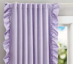 Lucy Blackout Panel, Lavender, 63