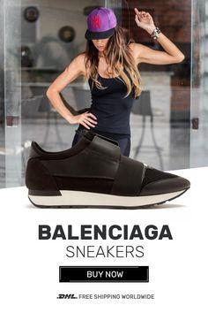 82e9a7212c0 Mens size the perfect Balenciaga Race Runner Black