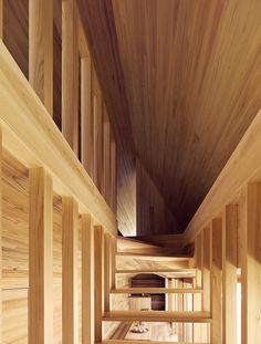 Yoshino Cedar House by Go Hasegawa | est living