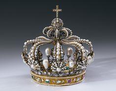 Krone der  Königin von Bayern