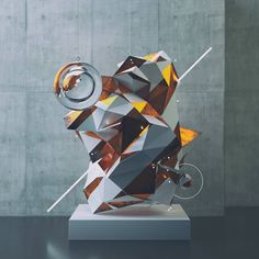 Daily Renders by Filip Hodas – Fubiz Media