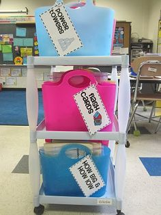 Lots of good ideas for teaching & staying organized.